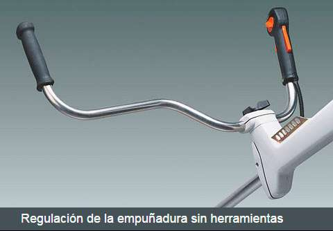 MOTOGUADAÑA  FS 38  0.9cv 27.2cc HOBBY - STIHL