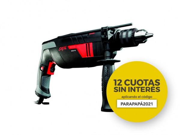 TALADRO PERCUTOR CON MALETÍN 13mm 600W 6060 DDP - SKIL