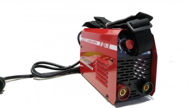 SOLDADORA INVERTER IGBT 120A ELECTRODOS 2.5MM OPCIONAL TIG DDP - BLACK PANTHER - FMT - NAKAMA