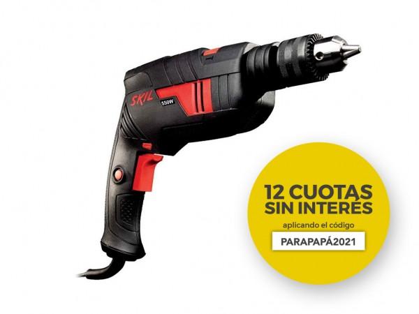 TALADRO PERCUTOR 550W 13mm 6555 DDP - SKIL
