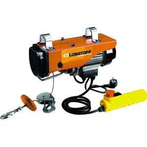 APAREJO ELECTRICO 150/300Kgs.12Mts. N1 - LUSQTOFF