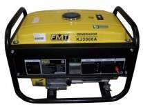 GENERADOR 4T 6.5HP 2800W E/MANUAL (KJ3000A) - BLACK PANTHER - FMT - NAKAMA