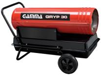 CALEFACTOR GASOIL 25800Kcal 30L 500M3/H - GAMMA