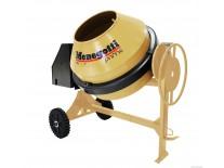 HORMIGONERA VOLTEO 1400 RPM 2HP MONOFÁSICA PRIME 400L A90LMC4C - MENEGOTTI