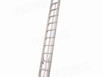 ESCALERA ALUM/EXT. 4.30/7.60Mt - FERPAK ESCALERAS