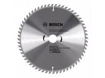 DISCO DE SIERRA CIRCULAR ECO 235mm 60Dtes. - ACCESORIOS BOSCH