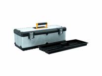 CAJA A/INOX.590 x 280 x 275mm C/1 BANDEJA PLASTICO CROSSMASTER - BTA CROSSMASTER